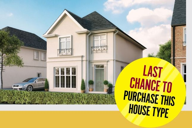 Thumbnail Detached house for sale in The Wickham, Ballycraigy Road, Newtownabbey