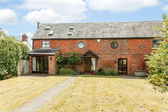 Thumbnail Semi-detached house for sale in Walnut Tree Lane, Bradwall, Sandbach, Cheshire
