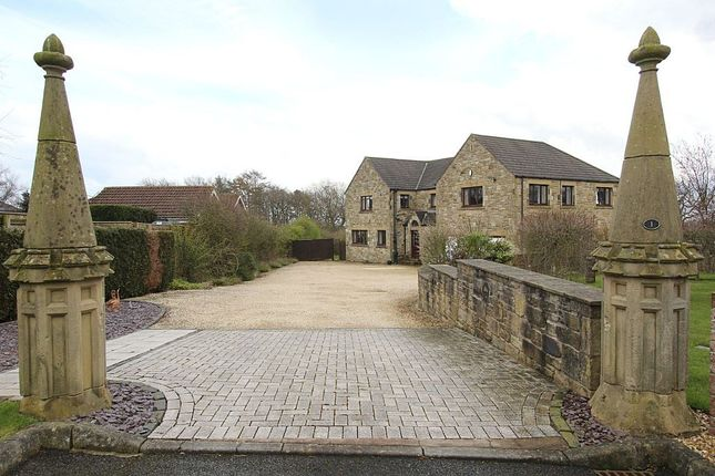 Thumbnail Detached house for sale in Low Wood, Swarland, Northumberland