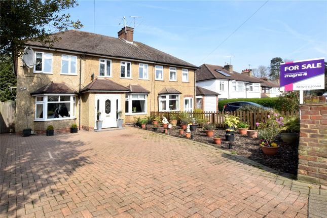 Thumbnail Semi-detached house for sale in Horseshoe Lane, Watford, Hertfordshire