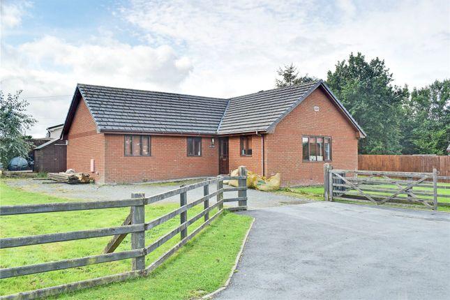 Thumbnail Bungalow for sale in Howey, Llandrindod Wells, Powys