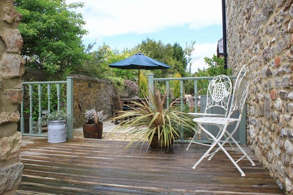 Terrace of Rolle Court, Harepath Hill, Seaton EX12