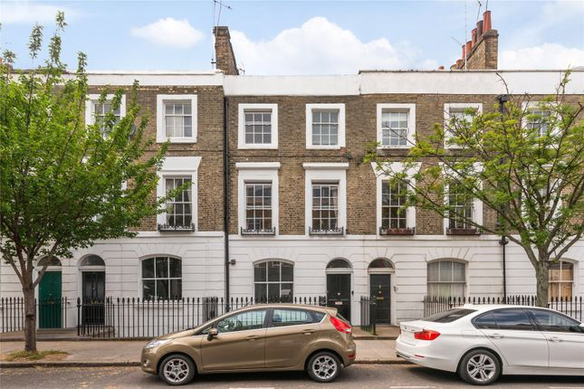 Thumbnail Flat for sale in Danbury Street, Islington, London