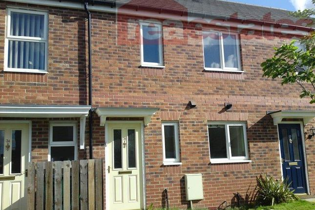Thumbnail Terraced house to rent in Philip Avenue, Bowburn, Durham