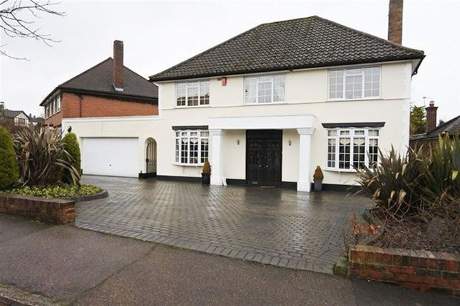 Thumbnail Detached house to rent in Newmans Way, Barnet