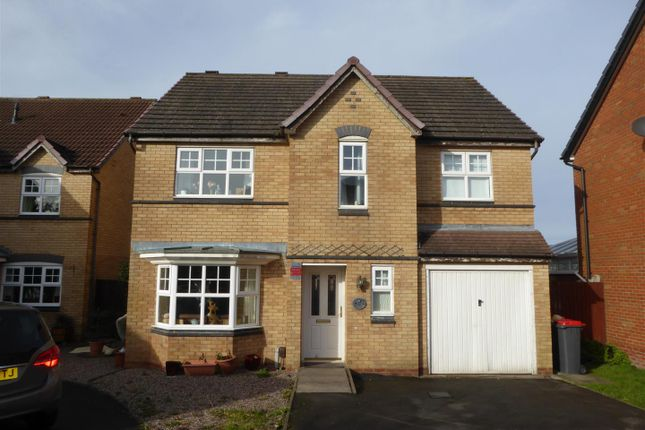 Thumbnail Detached house for sale in Isiah Avenue, Dawley Bank, Telford