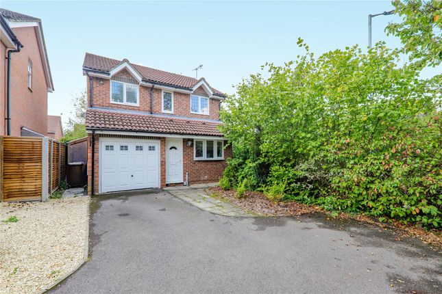 Thumbnail Detached house for sale in Shakespeare Way, Warfield, Berkshire