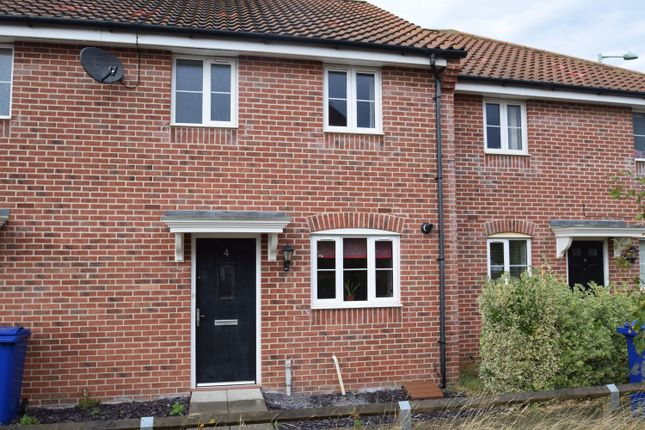 Thumbnail Semi-detached house to rent in Bramble Walk, Red Lodge, Bury St. Edmunds