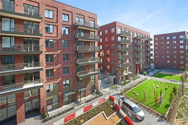 1 bed flat for sale in Royal Albert Wharf, Docklands, London E16