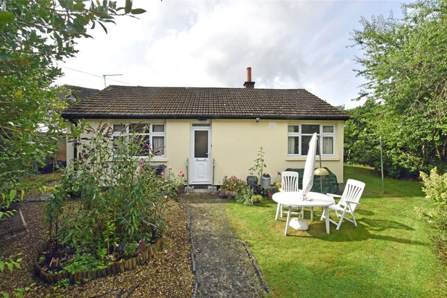 2 bed bungalow for sale in Bycroft, Montpellier Park, Llandrindod Wells, Powys LD1