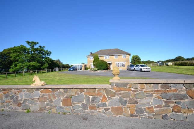 7 bed detached house for sale in Whitland SA67