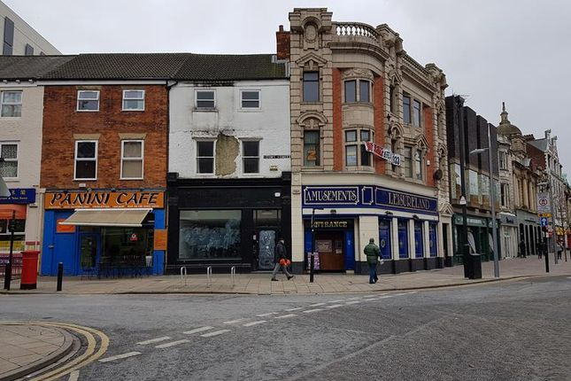 Thumbnail Retail premises for sale in 14 Story Street, Hull