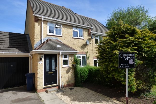 3 bed semi-detached house for sale in Church View, Gillingham
