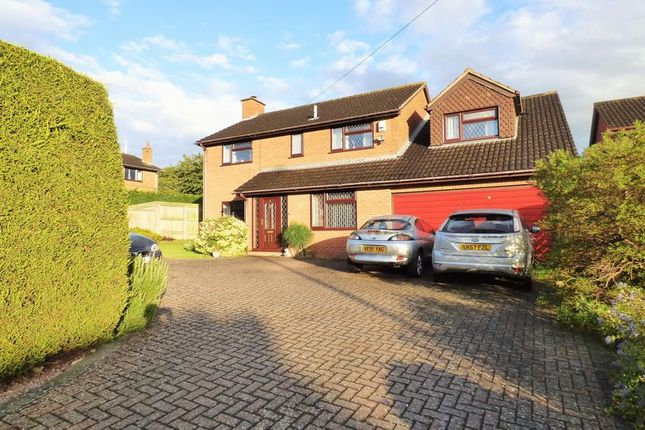 Thumbnail Detached house for sale in Brae Walk, Abbeydale, Gloucester
