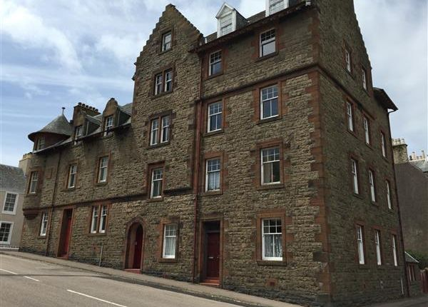 Thumbnail Flat for sale in New Quay Street, Campbeltown