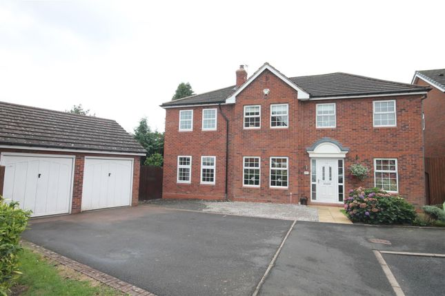 Thumbnail Detached house for sale in St. Francis Avenue, Solihull