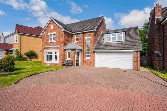 Thumbnail Detached house for sale in 29 Kyle Crescent, Dunfermline