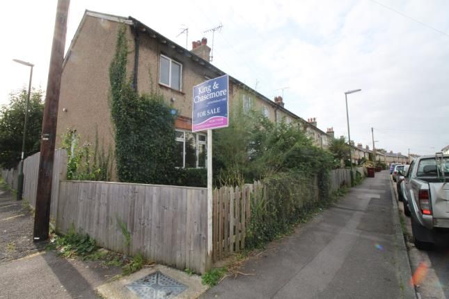 Thumbnail End terrace house for sale in Adelaide Road, Chichester, West Sussex