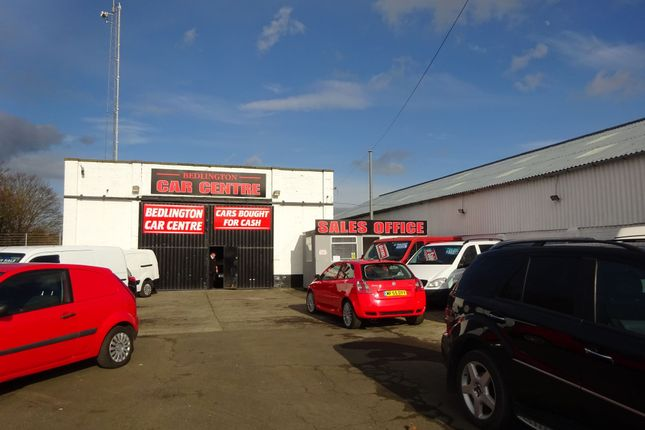 Thumbnail Industrial to let in Vulcan Place, Bedlington