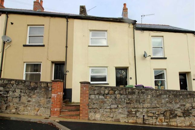 Thumbnail Terraced house to rent in King Street, Blaenavon, Pontypool