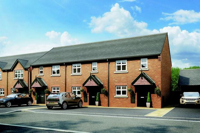 Thumbnail Mews house for sale in The Maltings, Penwortham, Preston