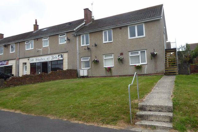Thumbnail Flat to rent in Gelliswick Road, Milford Haven, Pembrokeshire