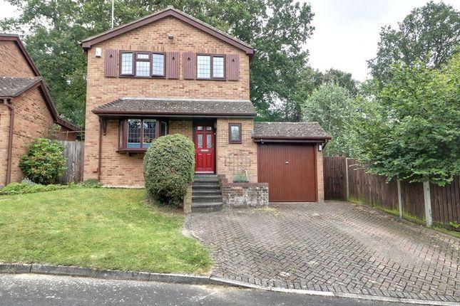 3 bed detached house for sale in Minden Close, Chineham, Basingstoke RG24