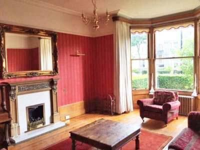 Thumbnail End terrace house to rent in Fountainhall Road, Aberdeen