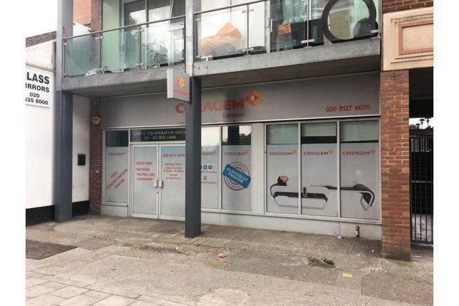Thumbnail Retail premises to let in 251 Rye Lane, London