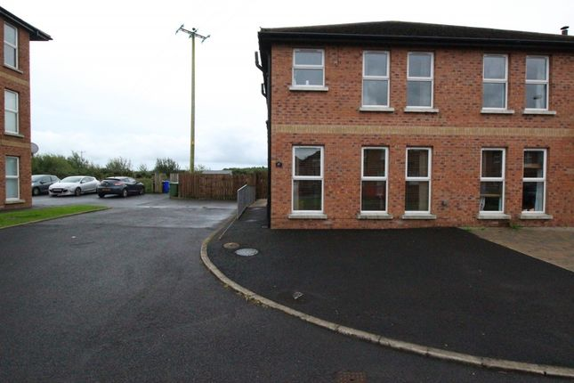 Thumbnail Semi-detached house for sale in Balmoral Square, Bangor