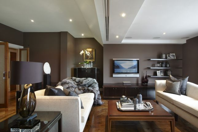 Thumbnail Flat to rent in Penthouse, Hans Crescent, Knightsbridge