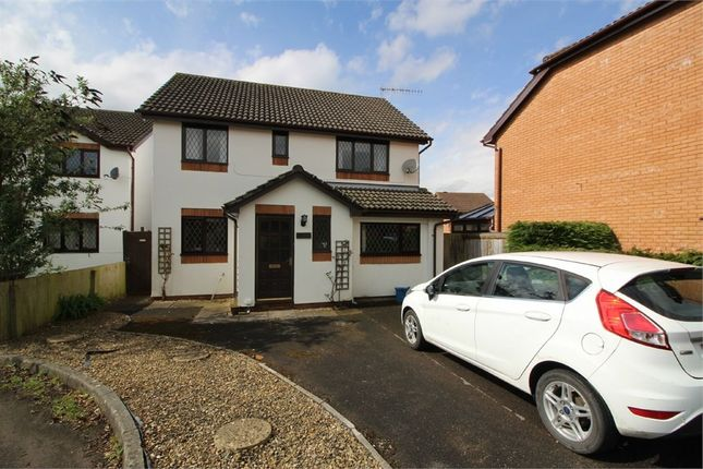 Thumbnail Detached house for sale in Hastings Close, Ysbytty Fields, Abergavenny
