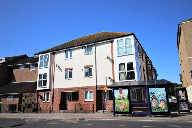 Thumbnail Flat to rent in Malthouse Road, Portsmouth