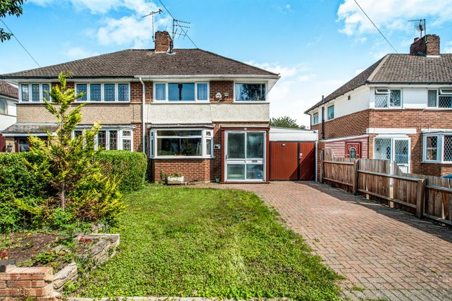 3 bed semi-detached house for sale in Ridgehurst Avenue, Leavesden, Watford