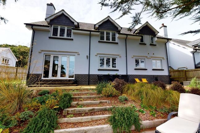 Rear Elevation of Clyst Hayes Gardens, Budleigh Salterton, Devon EX9