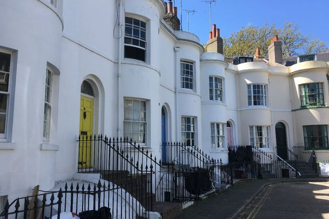 Thumbnail Terraced house to rent in Guildford Lawn, Ramsgate