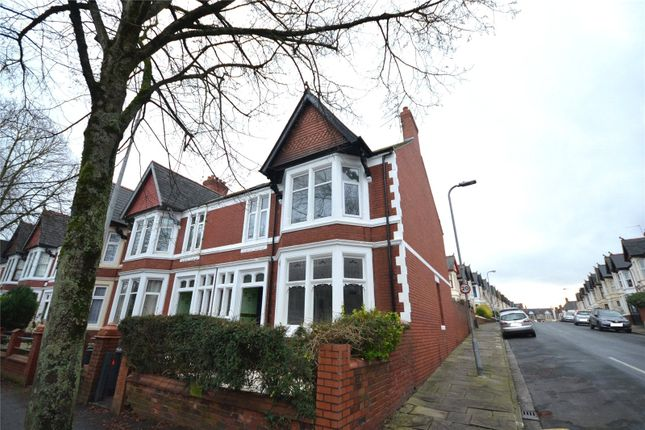 Terraced house for sale in Albany Road, Roath, Cardiff