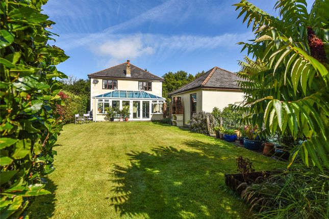 Thumbnail Detached house for sale in Bridle Lane, Slindon Common, Arundel, West Sussex