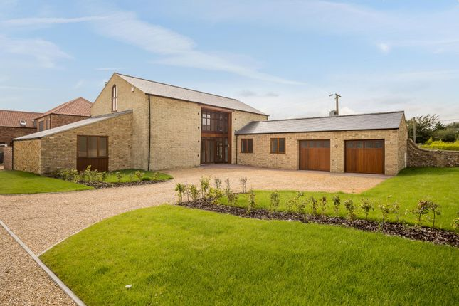 Thumbnail Barn conversion for sale in Oxborough Road, Boughton, King's Lynn