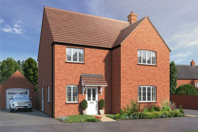 4 bed detached house for sale in St James View, Brackley, Northamptonshire NN13