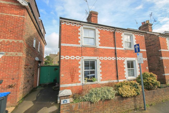 Thumbnail Semi-detached house to rent in Cantelupe Mews, Cantelupe Road, East Grinstead