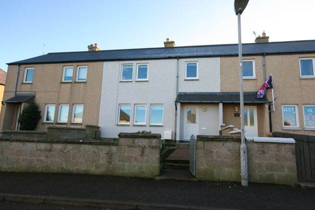 Thumbnail Terraced house for sale in 6 Cliff Street, Findochty