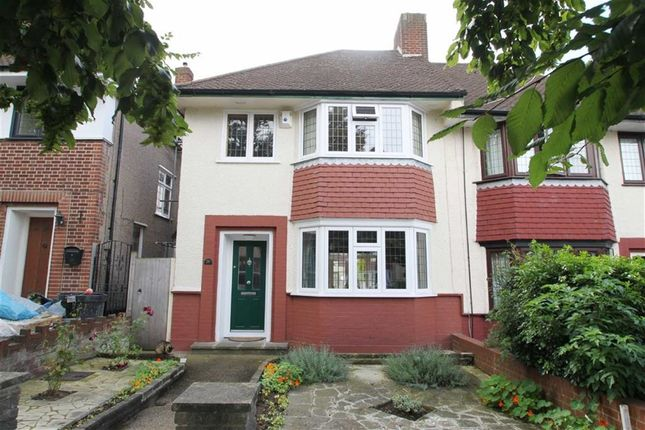 3 bed semi-detached house for sale in Heriot Avenue, London