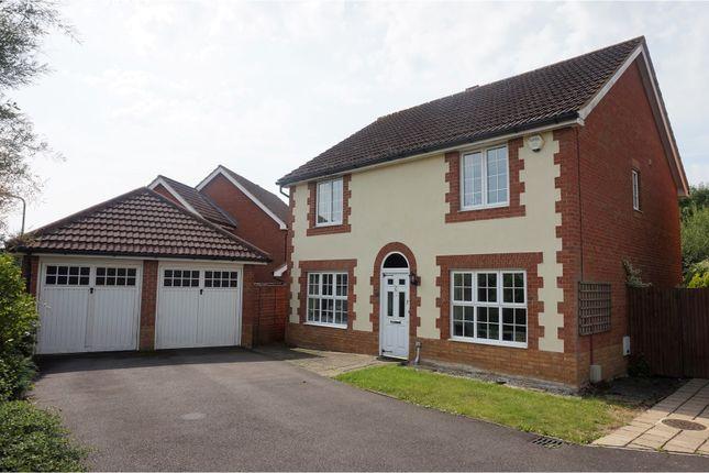 Thumbnail Detached house for sale in Abbott Way, Tenterden