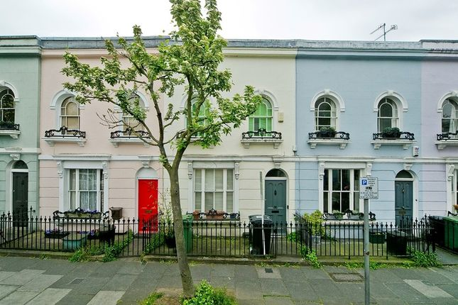 3 bed terraced house for sale in Kelly Street, London