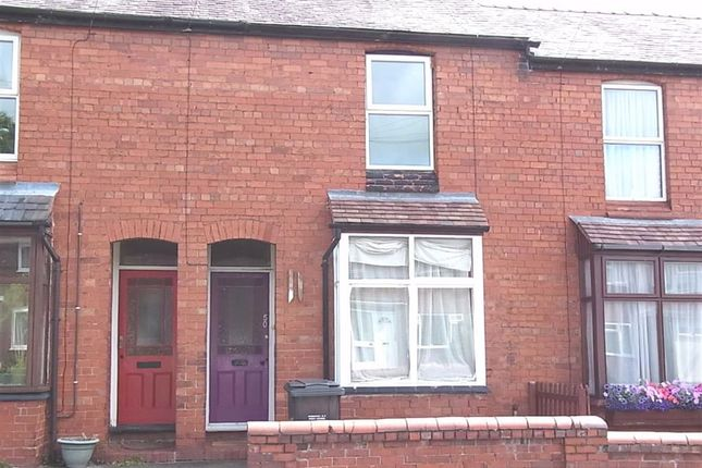 Thumbnail Terraced house to rent in 50, Llwyn Road, Oswestry, Shropshire
