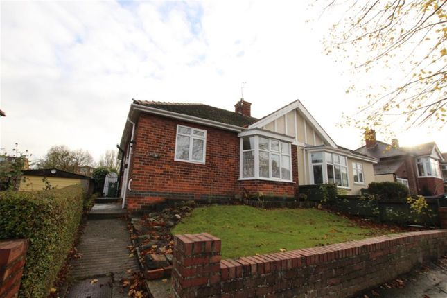 Thumbnail Semi-detached bungalow to rent in Malvern Avenue, York