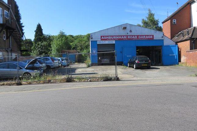 Thumbnail Land for sale in 171-173 Ashburnham Road, Luton, Bedfordshire