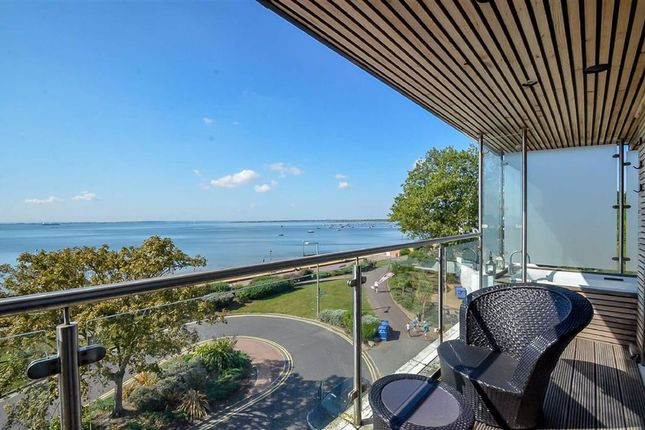 Thumbnail Semi-detached house for sale in Chalkwell Esplanade, Westcliff On Sea, Essex