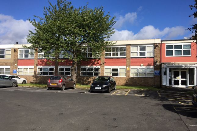 Office to let in Aston House, Redburn Road, Newcastle Upon Tyne